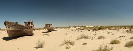 Wyprawa nad Morze Aralskie? 3 opcje wyjazdu…