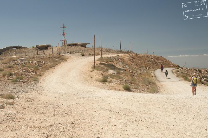 wzgórza Golan Hermon