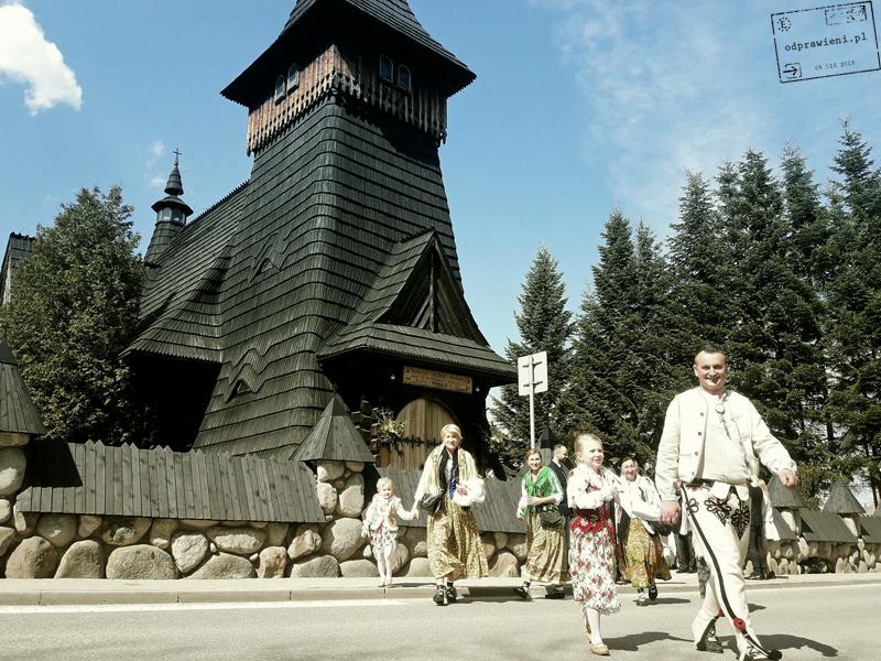Tatra mountains Murzasichle
