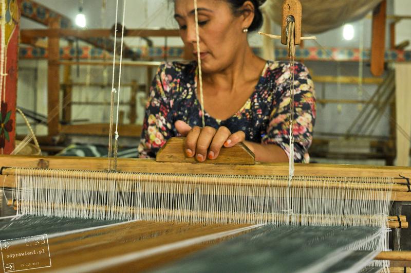 Yodgorlik Uzbekistan Silk factory