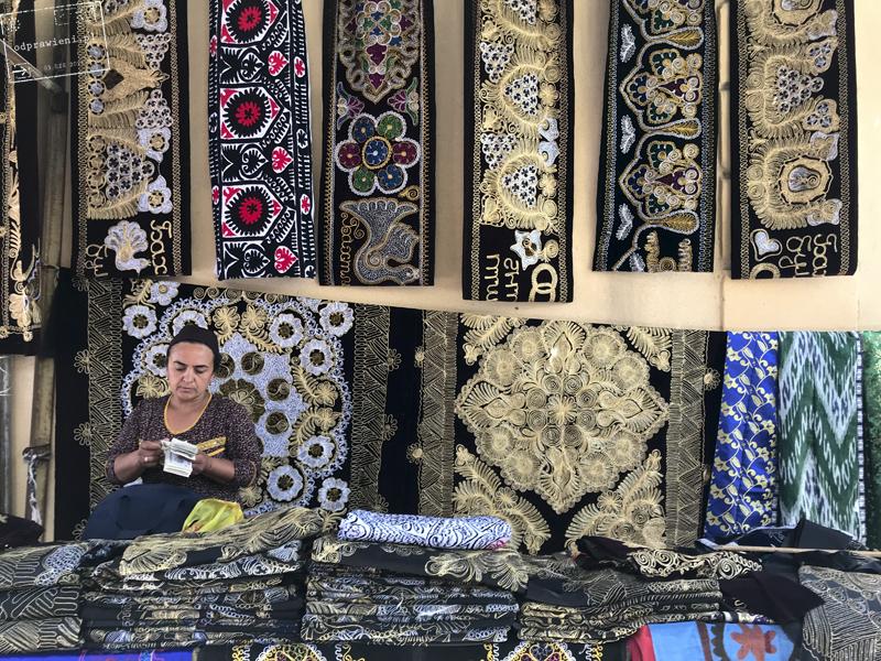 Samarkand carpets
