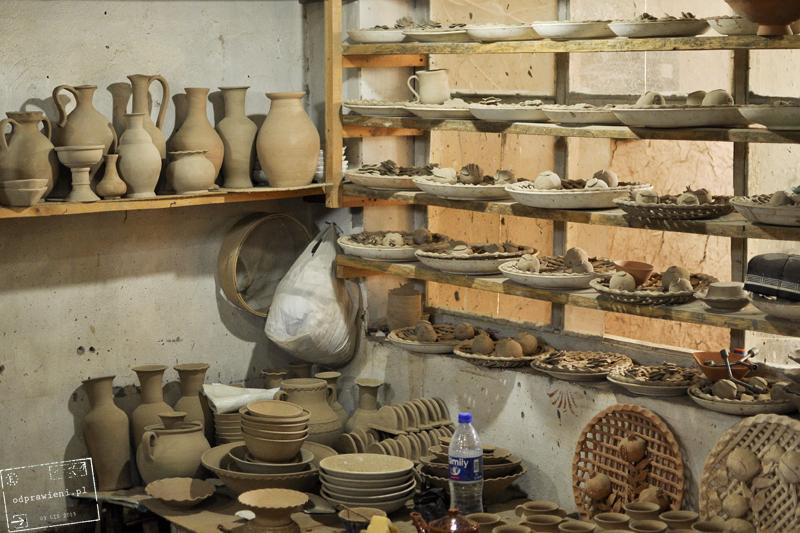 Uzbekistan ceramics workshop