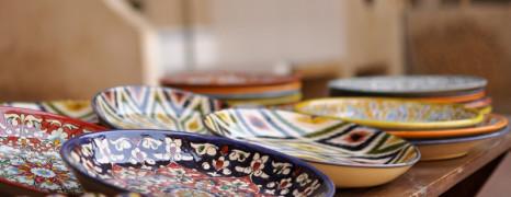 Ceramiczna stolica Uzbekistanu – wioska Rishtan