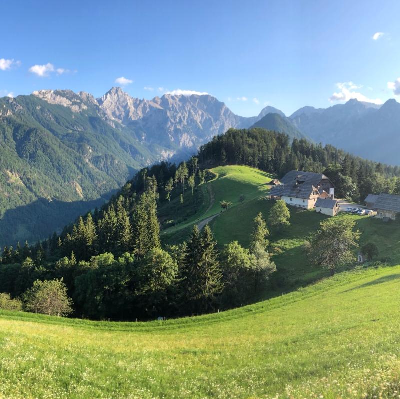 Robanov kot Słowenia
