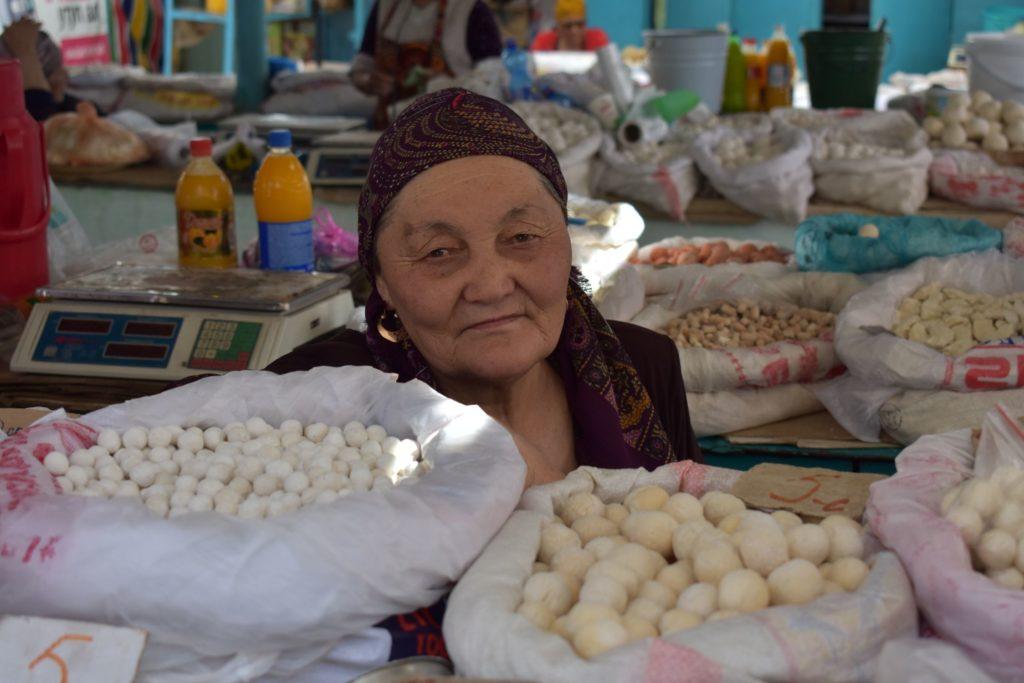 Bazar Kirgistan