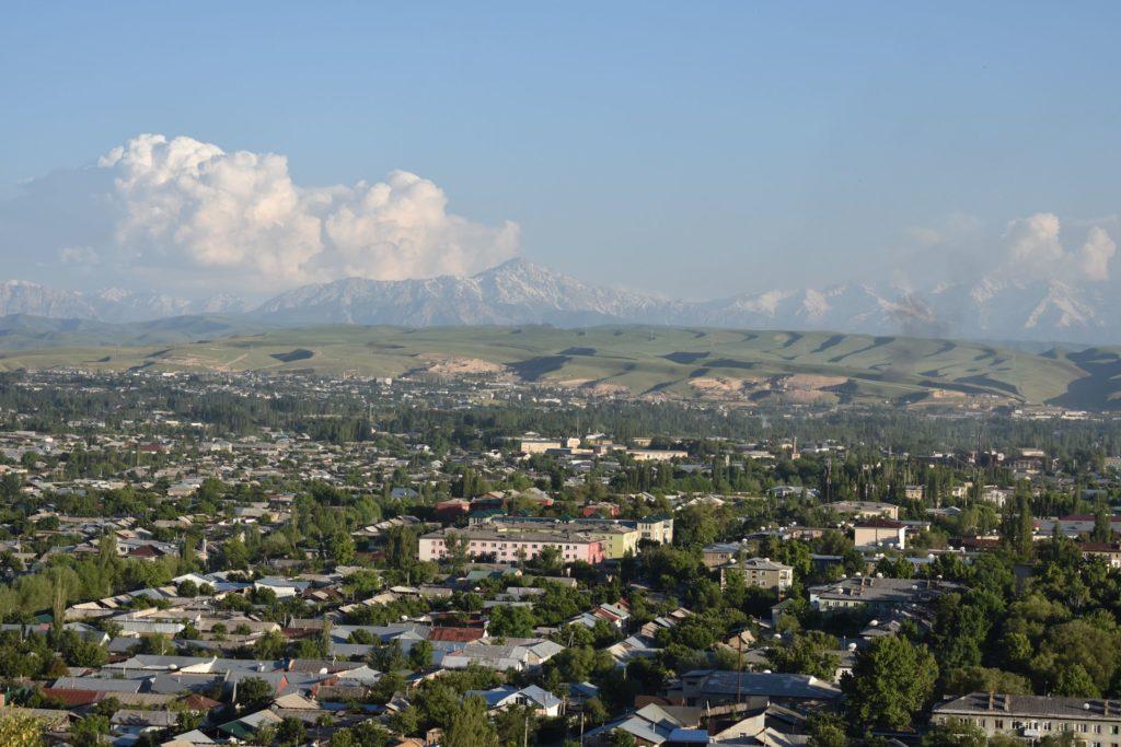 Kirgistan relacja