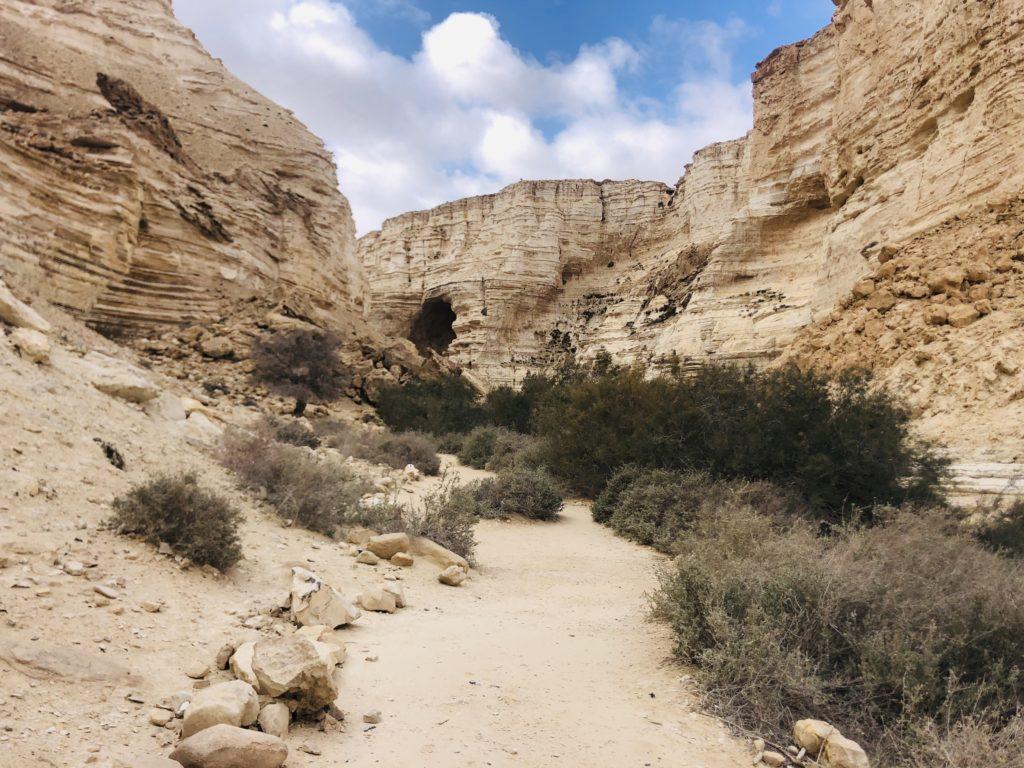 Południowy Izrael Avdat